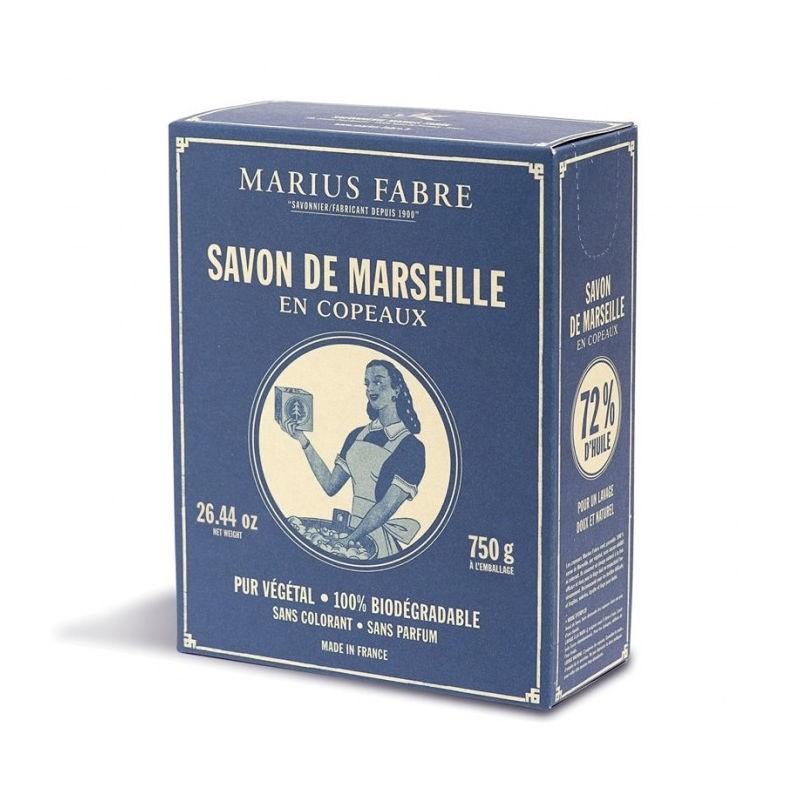 750 g de copeaux de savon naturels pour le linge de maison