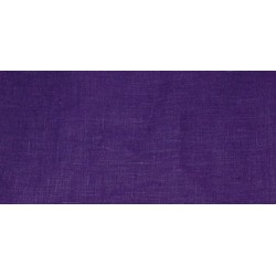 Furoshiki en pur lin Violet