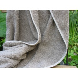 Serviette en lin naturel