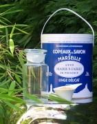 Produits d'entretien ecologiques sains et simples