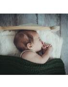 Le drap-housse naturel en lin ou en chanvre pour bébé