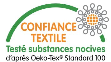 Label Oeko-tex standard 100
